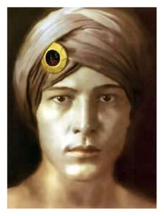 Rudolph Valentino~~I have always loved him, which is kind of weird since he's dead. What can I say?