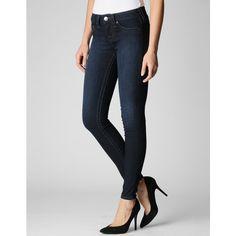 "True Religion Brand Jeans ""Originals"" Halle High Rise Super Skinny ($198)"