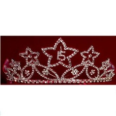 Angels Garment Girls Rhinestone Stars 15 Quinceanera Pageant Tiara ----- 24% DISCOUNT for a limited time!