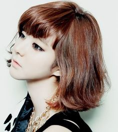 Image about cute in hair by jonna on We Heart It Kawaii Hairstyles, Cute Hairstyles, Hairstyle Ideas, Ulzzang Short Hair, Ulzzang Style, Pretty Short Hair, Korean Hairstyles Women, Natural Hair Styles, Short Hair Styles