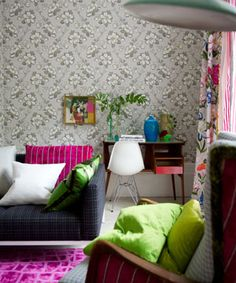 Designers Guild Wallpaper | Designers Guild - Fabrics & Wallpaper Collections, Furniture, Bed and ...