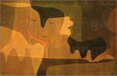 Paul Klee - Siesta
