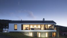 Carnlough House - Farren Architects; Bespoke Homes Architects; Restoration Architects; Sports & Arts ArchitectsFarren Architects; Bespoke Homes Architects; Restoration Architects; Sports & Arts Architects