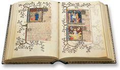 Petites Heures | Das Stundenbuch des Herzogs von Berry - Faksimile Verlag, München 1372