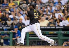 Josh Bell has a first at-bat to remember = PITTSBURGH — Josh Bell was smiling so broadly late Friday night that it looked like his face might break.  The Pittsburgh Pirates recalled the 23-year-old switch-hitting first baseman from Triple-A Indianapolis on.....