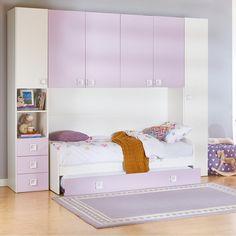 Mobilierul pentru copii Dalin Lila le amenajeaza celor mici un spatiu colorat și perfect funcțional, in care acestia se pot bucura in voie de odihna și activitati creative. #mobexpert #mobiliercopii #paturicopii #reduceri Bunk Beds, Toddler Bed, Furniture, Home Decor, Bedroom Decor, Cots, Child Bed, Decoration Home, Loft Beds