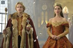 "#Reign 2x03 ""Coronation"" - King Francis and Queen Mary Stuart"