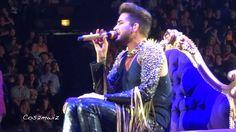 QUEEN + Adam Lambert - KILLER QUEEN Chicago 6/19/14 - Outrageously amaaaazing!!!! OMG