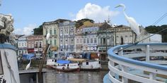 Belém: colonial, misteriosa, tropical   SAPO Viagens