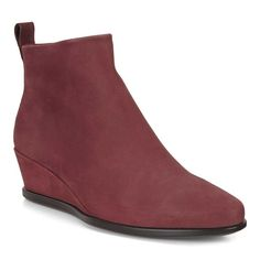 Botine dama ECCO Shape 45 Wedge Comfortable Boots, Shoe Shop, Your Shoes, Accessories Shop, Timeless Design, Shoes Online, Lace Up, Wedges, Stylish