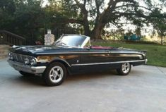 I just want to be Peyton Sawyer -1963 Mercury Comet 260 V8 Convertible