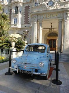Cannes. 4 cv sur le tapis rouge...