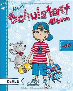 Mein Schulstart Album Jungen: Amazon.de: Mara Helfenbein: Bücher