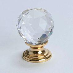 Edgar berebi decorative hardware collection hampton crystal knobs