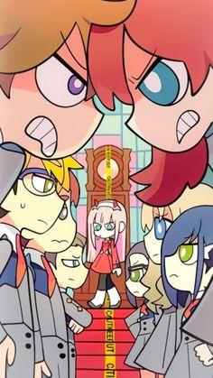 Proof that Zero Two is a rebel All Anime, Anime Chibi, Manga Anime, Anime Art, Wallpaper Sky, Querida No Franxx, Zero Two, Best Waifu, Darling In The Franxx