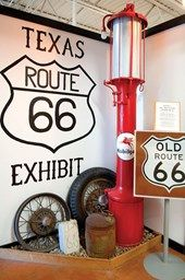 TEXAS, McLean - DEVIL'S ROPE AND ROUTE 66 MUSEUM, 100 Kingsley Street at old U.S. 66. 806/779-2225 Open Mar.–Dec. 10 a.m.–4 p.m. Tue.–Sat.  View a large collection of barbed wire artifacts and fence building tools related to the wire. Exhibits cover the history of the cattle brand, and the evolution of the American cowboy. Route 66 memorabilia is included.