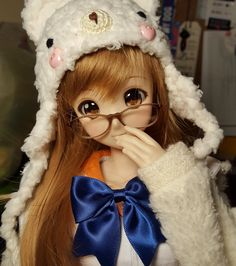 Smart Doll Mirai Suenaga by itsajahli
