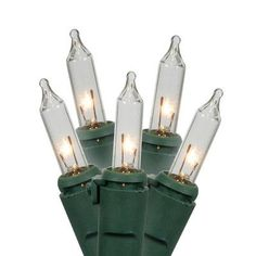 Vickerman 50 Light Dura-lit Light Set Color: Clear