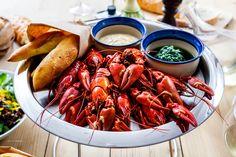Thomas Gruber Gourmetmenu by tine_stone IFTTT Chicken Wings, Shrimp, Meat, Dining, Food, Stone, Amazing, Rock, Essen