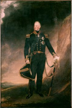 King William IV, in an 1832 portrait by Andrew Morton. King William Iv, King George Iv, Navy Uniforms, British Monarchy, Queen Elizabeth Ii, Classic Beauty, British Royals, Royalty, Canvas Prints