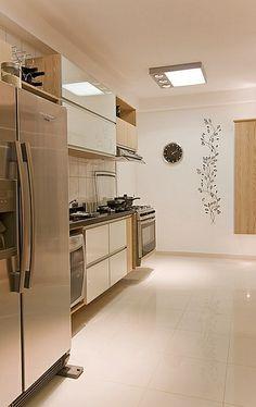 Decoração: 20 cozinhas pequenas - Cores da Casa