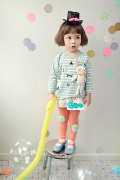 ANNIKA / Spring Summer  2014 Collection
