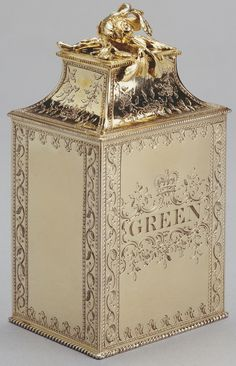 """Pair of tea caddies 