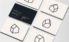 architect business card idea - dacht dat het mijn idee was, simpele ideeen zijn de beste
