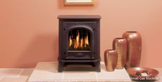 Natural gas stove (Kit for LPG conversion available).
