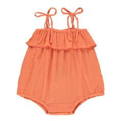 Bakker+made+with+love+Betty+Frilly+Romper+Coral