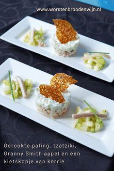 Gourmet Recipes, Sushi Recipes, Dessert Recipes, Gourmet Foods, I Love Food, Good Food, Yummy Food, Bistro Food, Food Crush