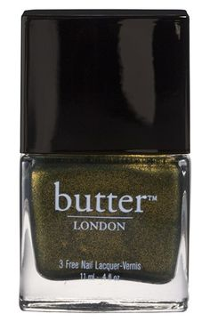 butter LONDON '3 Free' Nail Lacquer | Specially for Fall Nordstrom