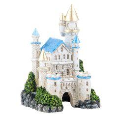 Top Fin® Castle Aquarium Ornament | Ornaments | PetSmart