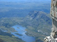 Gaustatoppen in Rjukan, Norway