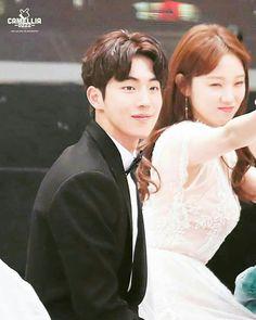 S W A G couple Lee Sung Kyung&Nam Joo Hyuk ❤