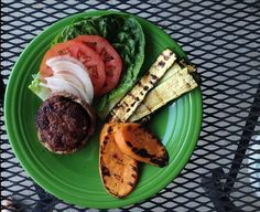Umami Explosion Burgers and Grilled Veggies, 3 ways!