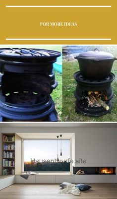Wie baue ich mir meine Außenküche mit Kochstelle Außenküche