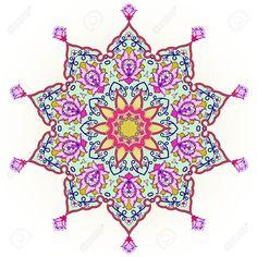 Traditionelle Persisch-arabisch-türkisch-islamischen Muster Lizenzfrei Nutzbare Vektorgrafiken, Clip Arts, Illustrationen. Image 19328916.