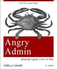 Funny O'Reilly book parody