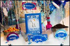 Abigail's First Frozen Birthday | CatchMyParty.com