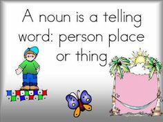 Shake & Learn Nouns.wmv - YouTube