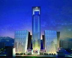 Dostyk Center | Laguarda.Low Architects, LLC | Archinect