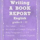 Improve the quality of reading and writing with your students and use this package of resources to help with writing a book report. It guides your ...