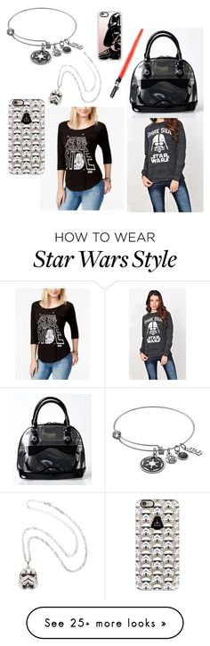 """""""Sith"""" by fairytales22 on Polyvore featuring Hybrid and Casetify"""