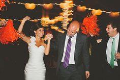 clemson shaker exit - college pride wedding