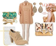 """Skin Marylin"" by andichula on Polyvore"