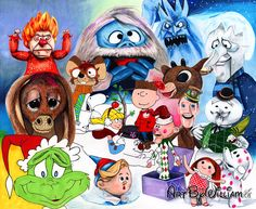 Disney Animated Movies, Your Favorite, My Favorite Things, Disney Animation, Colored Pencils, Christmas Classics, Marker, Anime, Spirit
