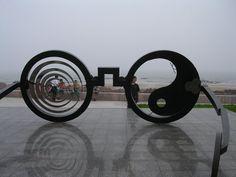 Eyeglass Sculpture