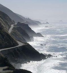 braxton and yancey: ROAD TRIP - DESTINATION - CALIFORNIA HIGHWAY 1