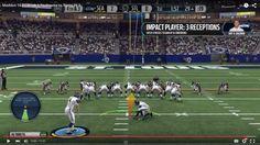 Madden 16 |::| Week 1 Seahawks vs Rams Pt 3 Steven Hauschka FG!!